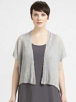 Eileen Fisher, Salon Z - Crinkled Cardigan