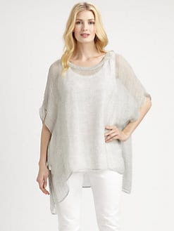 Eileen Fisher, Salon Z - Mesh Tunic