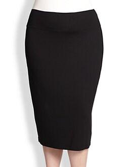 Eileen Fisher, Sizes 14-24 - Calf-Length Skirt
