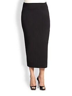 Eileen Fisher, Salon Z - Fold-Over Maxi Skirt
