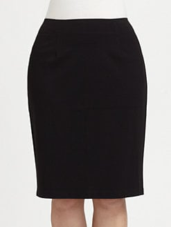 Eileen Fisher, Salon Z - Stretch Pencil Skirt