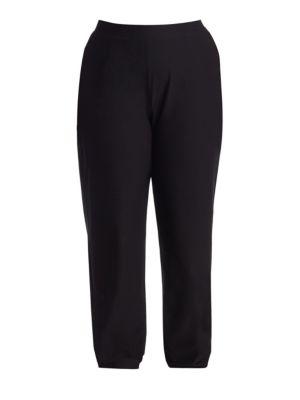 Straight-Leg Pants plus size,  plus size fashion plus size appare