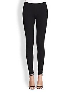Donna Karan - Stretch Jersey Leggings