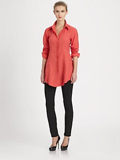 Donna Karan - Cotton Tunic