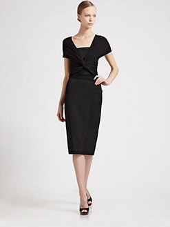 Donna Karan - Sculpted Infinity Dress