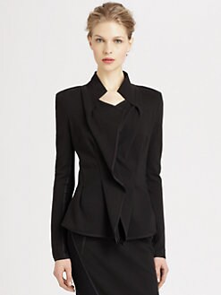 Donna Karan - Cascade Lapel Jacket
