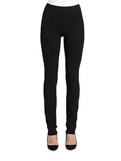 Donna Karan - Stretch Jersey Skinny Pants