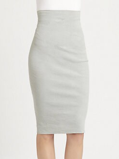 Donna Karan - High-Waisted Skirt