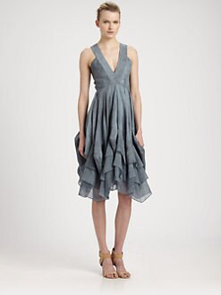 Donna Karan - Floating Air Dress