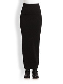 Donna Karan - Cashmere Maxi Skirt