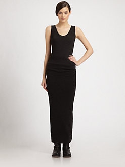 Donna Karan - Stretch Cashmere Tank