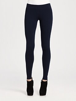Donna Karan - First Layer Stretch Cashmere Leggings