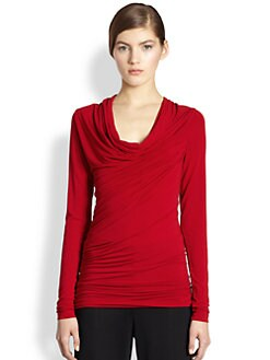 Donna Karan - Elemental Jersey Tunic