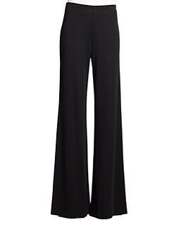 Donna Karan - Pull-On Trousers