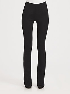 Donna Karan - Seamed Pants