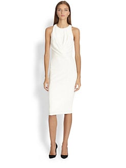 Donna Karan - Draped Dress