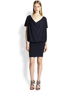 Donna Karan - Convertible Tunic Dress