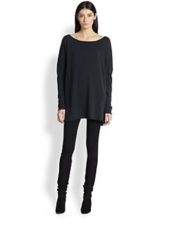 Donna Karan - Cashmere Dropped-Shoulder Tunic