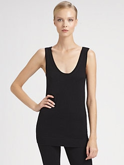 Donna Karan - First Layer Cashmere Tank