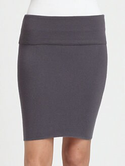 Donna Karan - Cashmere Mini Skirt