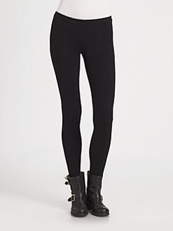 Donna Karan - First Layer Cashmere Leggings