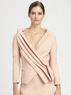 Donna Karan - Shawl Collar Jacket