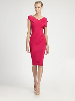 Donna Karan - Banded Dress