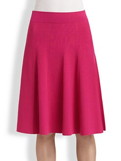 Donna Karan - Paneled Skirt
