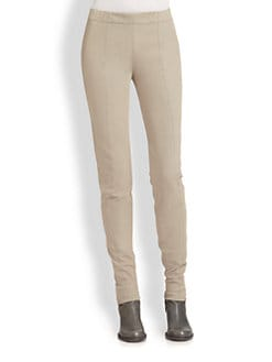 Donna Karan - Seamed Leggings