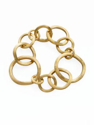 Jaipur Link 18K Yellow Gold Bracelet