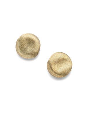 Jaipur 18K Yellow Gold Earrings