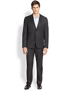 Theory - Wellar Shebster Wool Blazer