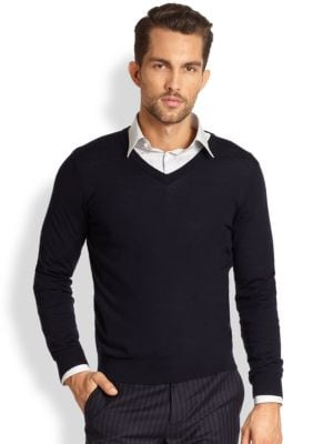 New Sovereign Wool Sweater
