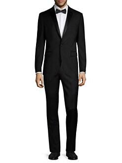 Theory - Wellar Hamburg Tuxedo Jacket