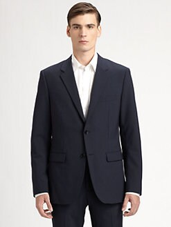 Theory - Basic Wool Blazer