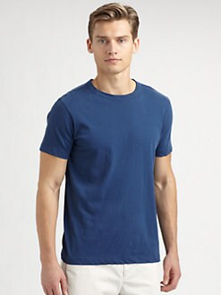 Theory - Basic Crewneck T-Shirt