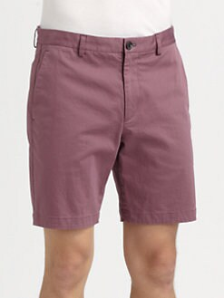 Theory - Zaine Clifton Shorts