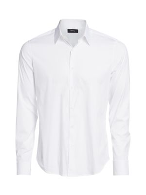 Sylvain Wealth Button-Down Shirt