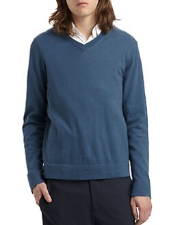 Theory - V-Neck Sweater