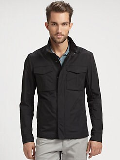 Theory - Yost Fuel Twill Jacket
