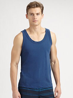 Theory - Solid Cotton Tank