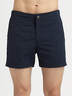 Theory - Solid Swim Trunks