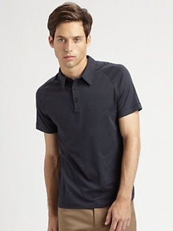 Theory - Eskil Stay Cotton Polo