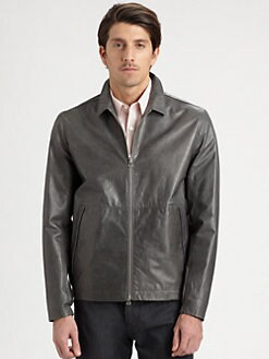 Theory - Ion Lambskin Jacket