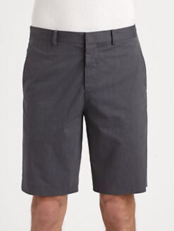 Theory - Striped Shorts