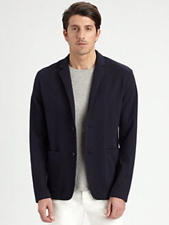 Theory - Zarek Knit Blazer