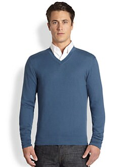 Theory - Leiman V-Neck Sweater