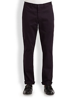 Theory - Zaine Clifton Kahki Trousers
