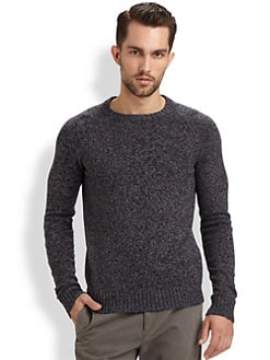Theory - Lorenz Quake Crewneck Sweater