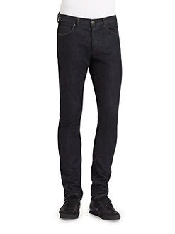 Theory - Raffi Gunstock Denim Jeans